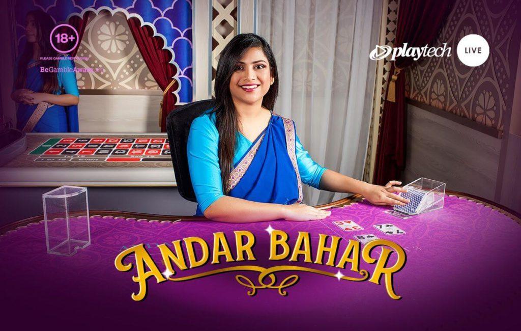 Playtech Live Andar Bahar in Hindi
