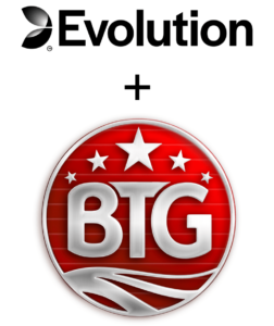 Evolution and Big Time Gaming