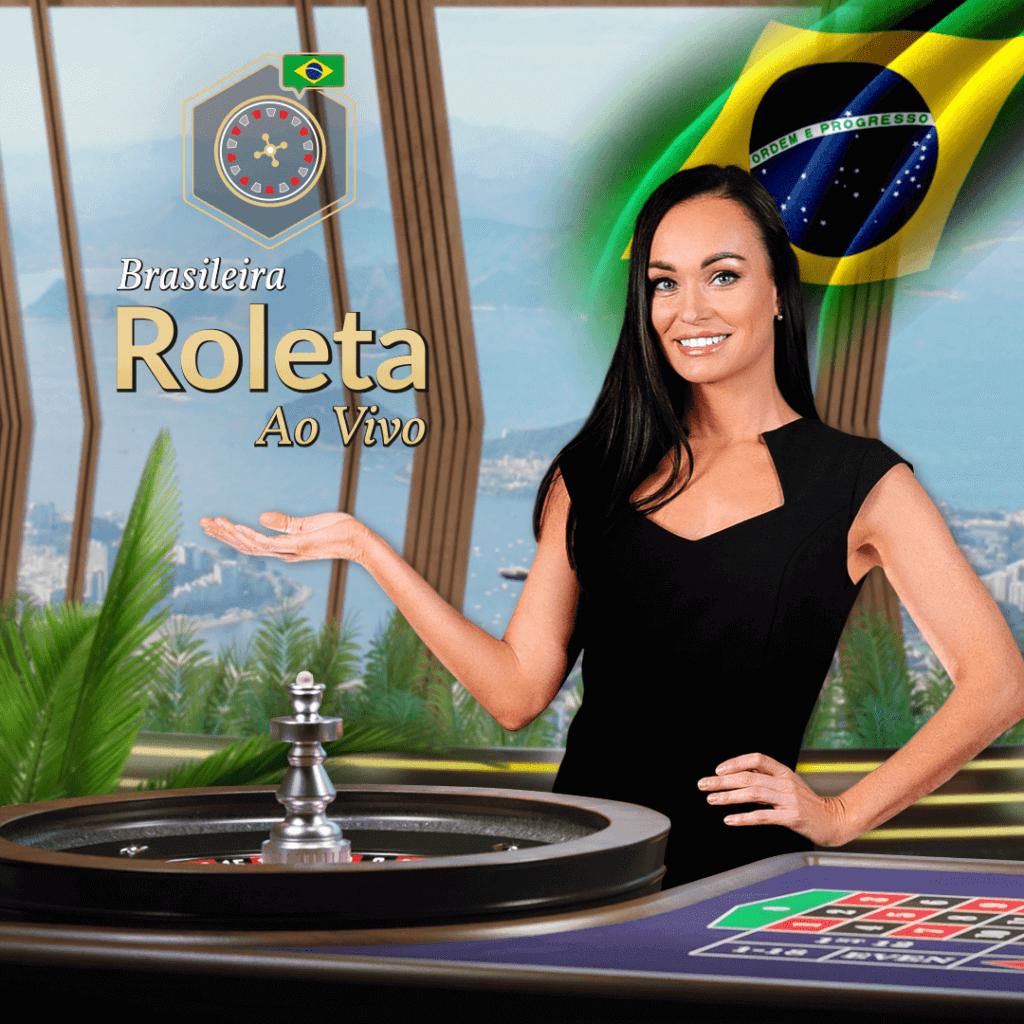 Brazilian Portuguese native Roulette table