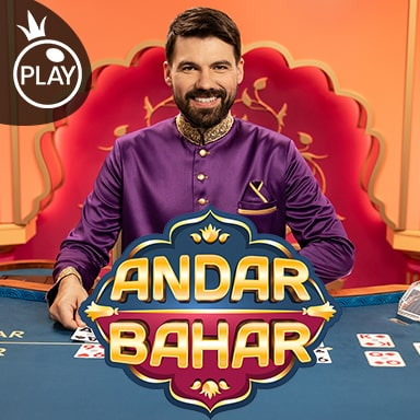 Pragmatic Play Live Andar Bahar - Male Dealer