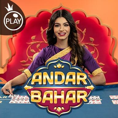 Pragmatic Play Live Andar Bahar - Female Dealer