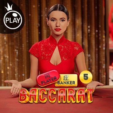 Pragmatic Play Live Baccarat