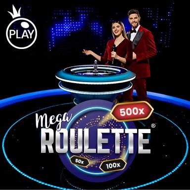 Pragmatic Play Live Mega Roulette