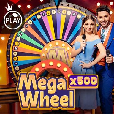 Pragmatic Play Live Mega Wheel