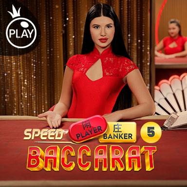 Pragmatic Play Live Speed Baccarat