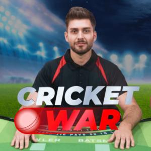 Ezugi Cricket War Live Dealer Casino