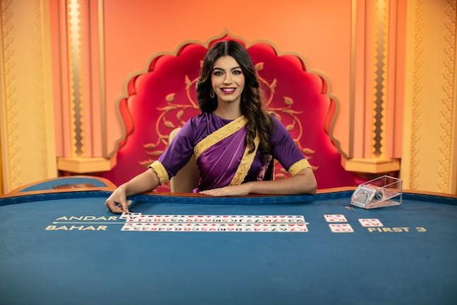 Pragmatic Play Andar Bahar Online Live Dealer